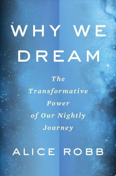 Why We Dream: The Transformative Power of Our Nightly Journey by Alice Robb